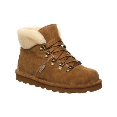 ベアパウ ブーツ&レインブーツ シューズ レディース Women's Marta Ankle Boots Hickory II