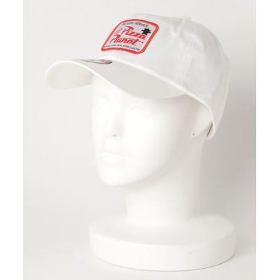 LB/S / 【TOYSTORY/トイストーリー】ピザプラネットローキャップ ワッペン仕様 MEN 帽子 > キャップ