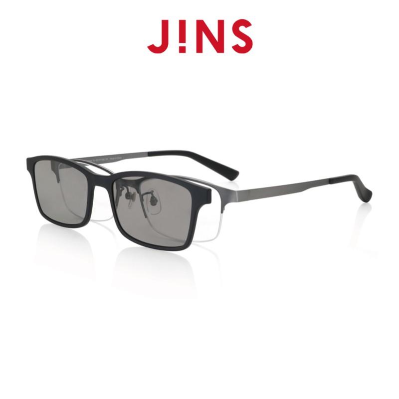 【JINS】 Switch 磁吸式兩用眼鏡-偏光前片(AMMN20S196)