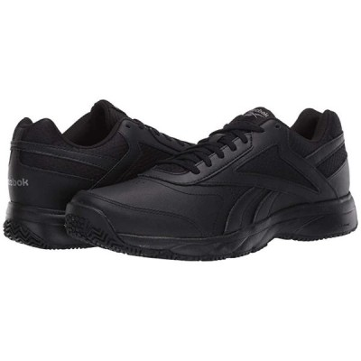 リーボック Work N Cushion 4.0 メンズ スニーカー 靴 シューズ Black/Cold Grey/Black
