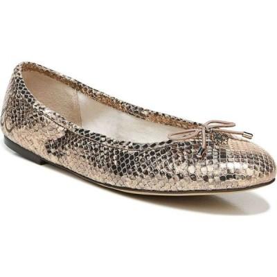 サム エデルマン Sam Edelman レディース スリッポン・フラット シューズ・靴 Felicia Ballet Flats Toasted Coconut