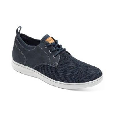 ロックポート メンズ ドレスシューズ シューズ Men's Zaden Sneaker Oxfords Blue