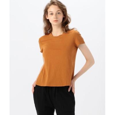 【トゥモローランド】 ベーシック クルーネックTシャツ WLJ3114 レディース 28オレンジ系 0(S) TOMORROWLAND