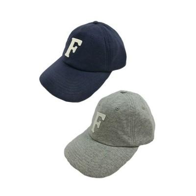FELCO フェルコ SWEAT BB CAP スウェットベースボールキャップ Navy  Grey