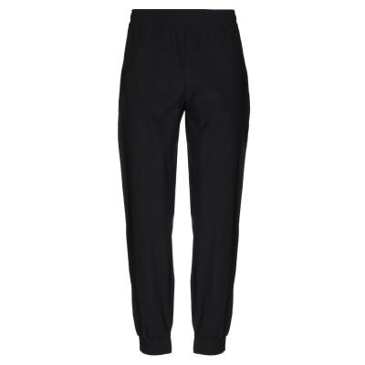 BURBERRY パンツ ブラック L ナイロン 85% / ポリウレタン 15% パンツ
