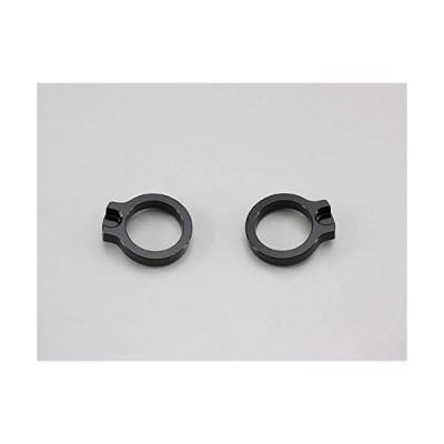 ハリケーン(HURRICANE) ハンドルアップスペーサー ブラック CBR250R HB0755B