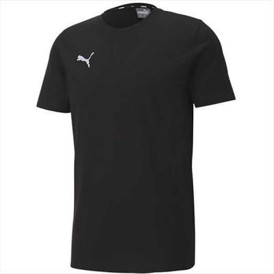 PUMA プーマ PMJ-656986 TEAMGOAL23 カジュアル Tシャツ (03)プーマ ブラック メンズ・ユニセックス