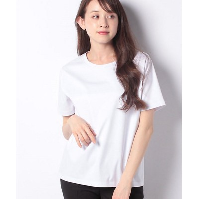 <Leilian(Women)/レリアン> Tシャツ アイボリー【三越伊勢丹/公式】