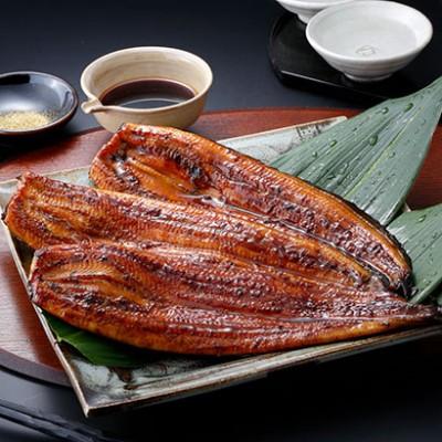 [宮崎・鰻楽]うなぎ蒲焼(九州産)3尾(計480g) 干物・漬魚・うなぎ・魚卵