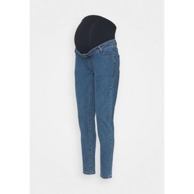 ミスガイデッド デニムパンツ レディース ボトムス RIOT COMFORT STRETCH - Jeans Tapered Fit - black