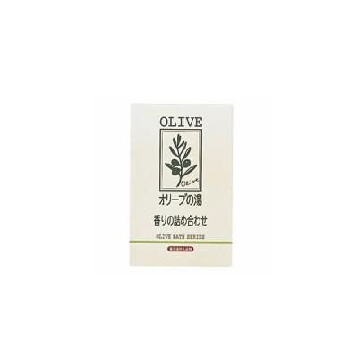 日本オリーブ 薬用オリーブの湯 香りの詰め合わせ 12ml×2包×4種
