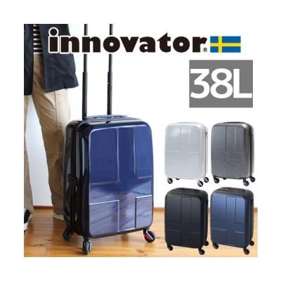 最大41%還元 正規品2年保証innovator イノベーター スーツケース INV48 / 38L 機内持込可 1泊〜3泊 TSAロック トリオ キャリーケース 正規品