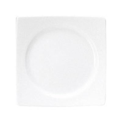 ☆ 角皿 ☆プラージュ 14cm スクエアープレート [ D 14.1 x H 2.5cm ] 【 飲食店 レストラン ホテル カフェ 洋食器 業務用 】