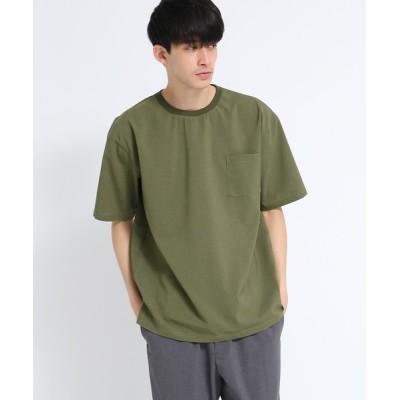 tk.TAKEO KIKUCHI / ポリトロTシャツ MEN トップス > Tシャツ/カットソー