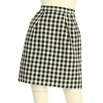 ナネットレポー nanettelepore スカート サイズS レディース ブラック系 台形スカート【中古】20210217
