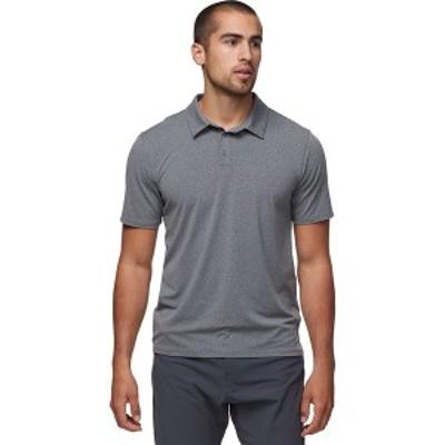 ストイック メンズ シャツ トップス Tech Polo Shirt - Men's Black