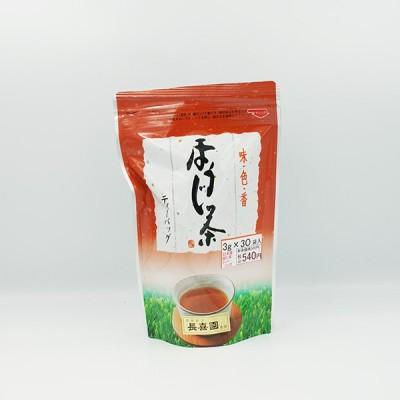 信州長野県のお土産 お茶 飲料 ほうじ茶ティーバッグ3g×30袋入