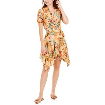 ディーラ ワンピース トップス レディース dRA Kassey Mini Dress cosmos floral
