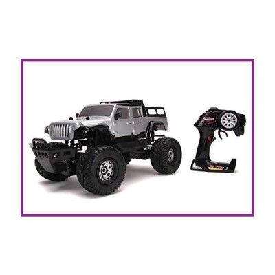 Jada Toys Fast & Furious F9 1:12 4x4 2020 Jeep Gladiator Elite RC Remote Control Car 2.4 GHz, Toys for Kids and Adults【並行輸入品】