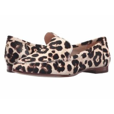 ケイト スペード レディース スリッポン・ローファー シューズ Carima Blush/Brown Leopard Haircalf Print