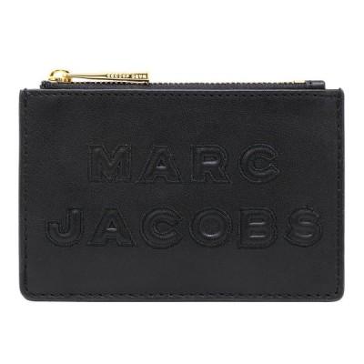 【ポイント10倍】マークジェイコブス MARC JACOBS 小物 フラグメントケース パスケース M0015753 001 キーリング アウトレット レディース