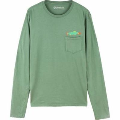 モラスク トップス Hot Salmon T-Shirt - Mens