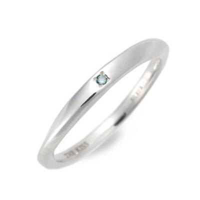 THE KISS ザ・キス リング 指輪 メンズ シルバー ダイヤモンド 4月の誕生石 彼氏 誕生日プレゼント ギフト