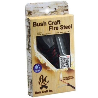 納期:2021年05月下旬になる予定です Bush Craft ブッシュクラフト) オリジナル ファイヤースチール2.0 (メタルマッチ) 06-01meta0001