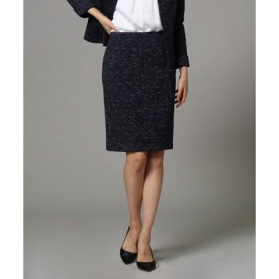 ◆ストレッチツイードタイトスカート