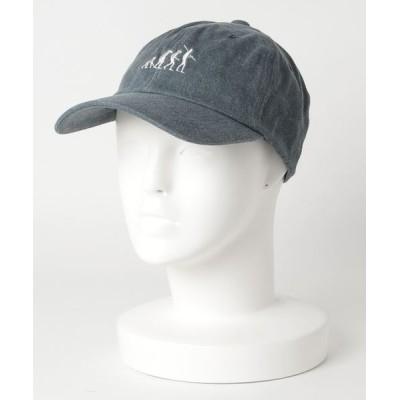 Shop無 / ウォッシュコットン進化ローキャップ MEN 帽子 > キャップ