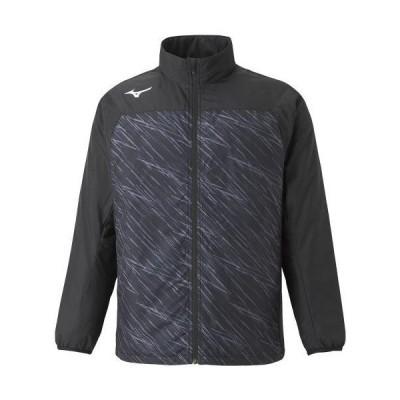 ミズノ公式 ウォーマーシャツ ユニセックス ブラック
