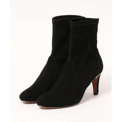 modaClea / 革ストレッチショートブーツ WOMEN シューズ > ブーツ
