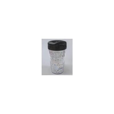 中古マグカップ・湯のみ E.ちりばめ(ホワイト) オリジナルタンブラーボトル 「すみっコぐらし×ほっかほっか亭」 対象商品購