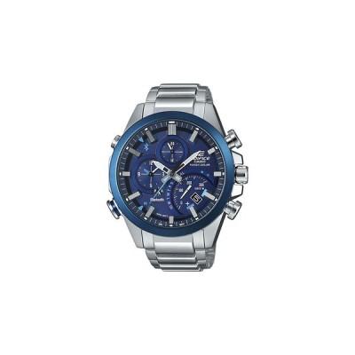 エディフィス EDIFICE 腕時計 クロノBluetoothソーラーMウォッチ EQB-501DB-2AJFギフトラッピング無料