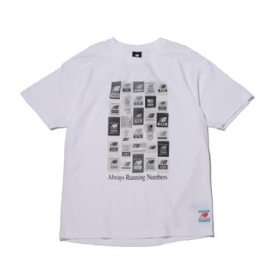ニューバランス New Balance 半袖Tシャツ MT11526 (WHITE) 21SS-I