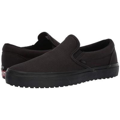 バンズ Made For The Makers Classic Slip-On UC メンズ スニーカー 靴 シューズ (Made For The Makers) Black/Black/Black