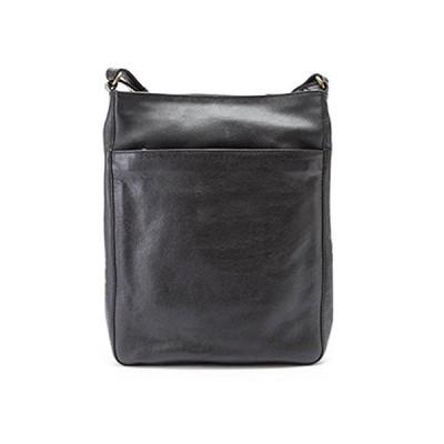 平野 日本製 豊岡製鞄 ショルダーバッグ 牛革 オイルレザー A4 ハミルトン HAMILTON 26cm #16418 プレゼントギフト 黒