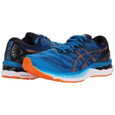 アシックス GEL-Nimbus 23 メンズ スニーカー 靴 シューズ Reborn Blue/Black
