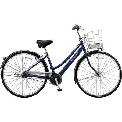 【防犯登録サービス中】送料無料 ブリヂストン 自転車 アルベルト AB65LT MジュエルDブルー