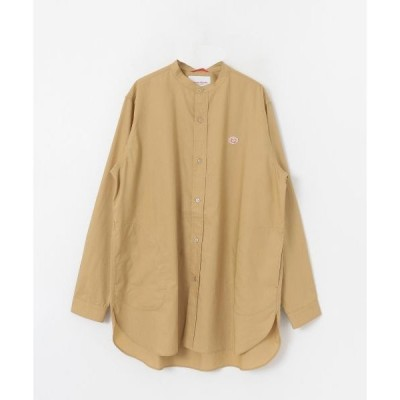 URBAN RESEARCH / アーバンリサーチ Vincent et Mireille BAND COLLAR SHIRTS