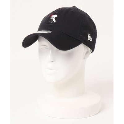 NAUGHTIAM / 【NEW ERA/ニューエラ】 9TWENTY PEANUTS ピーナッツ スヌーピー ゴルフ MEN 帽子 > キャップ