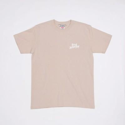ムラサキスポーツセレクト ムラサキスポーツ select ROIAL/ロイアル Tシャツ R101MST01 (ベージュ)