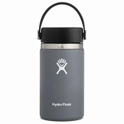 ハイドロフラスク 真空ボトル 保冷 保温 12oz(354ml) ワイドマウス 39ストーン