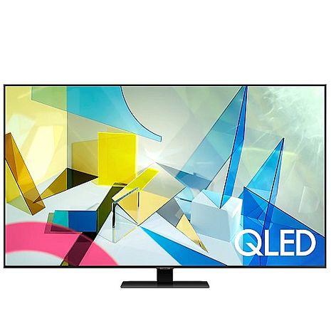 三星65吋QLED直下式4K電視QA65Q80TAWXZW(含標準安裝)