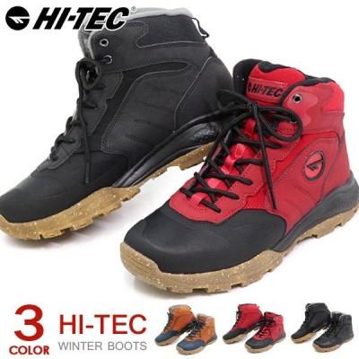 ハイテック アオラギ メンズ トレッキングシューズ 登山靴 HKU22W