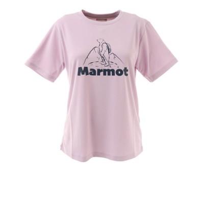 マーモット(Marmot)半袖Tシャツ TOWRJA60XB MGT