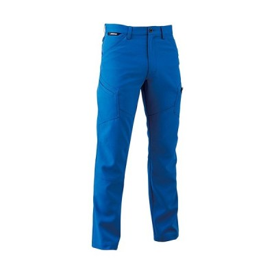 ティーエスデザイン(TS DESIGN) ACTIVE メンズカーゴパンツ サイズ/3L〜4L ロイヤルブルー 8114 ズボン 作業着 作業服 ワークウェア