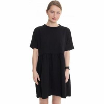 ノイズィーメイ Noisy May レディース ワンピース ワンピース・ドレス - Kerry Short Black - Dress black