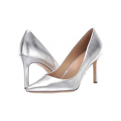 Naturalizer ナチュラライザー レディース 女性用 シューズ 靴 ヒール Anna - Silver Metallic Leather