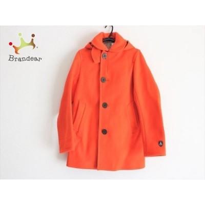 オーシバル ORCIVAL コート サイズ2 M メンズ オレンジ 冬物     スペシャル特価 20210115